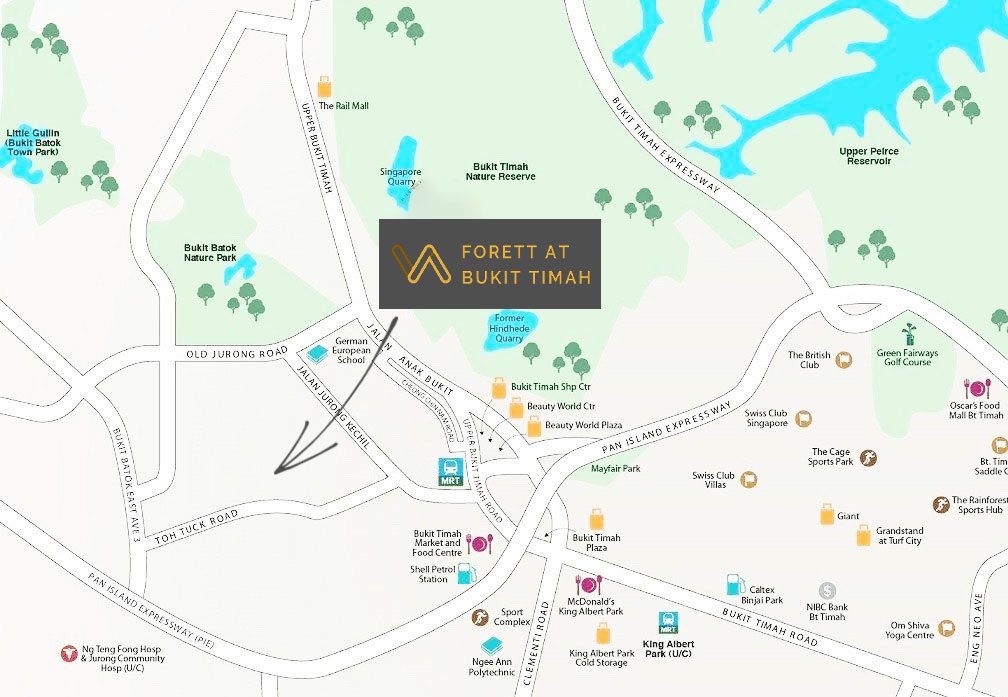 forett-at-bukit-timah-location-map-preview