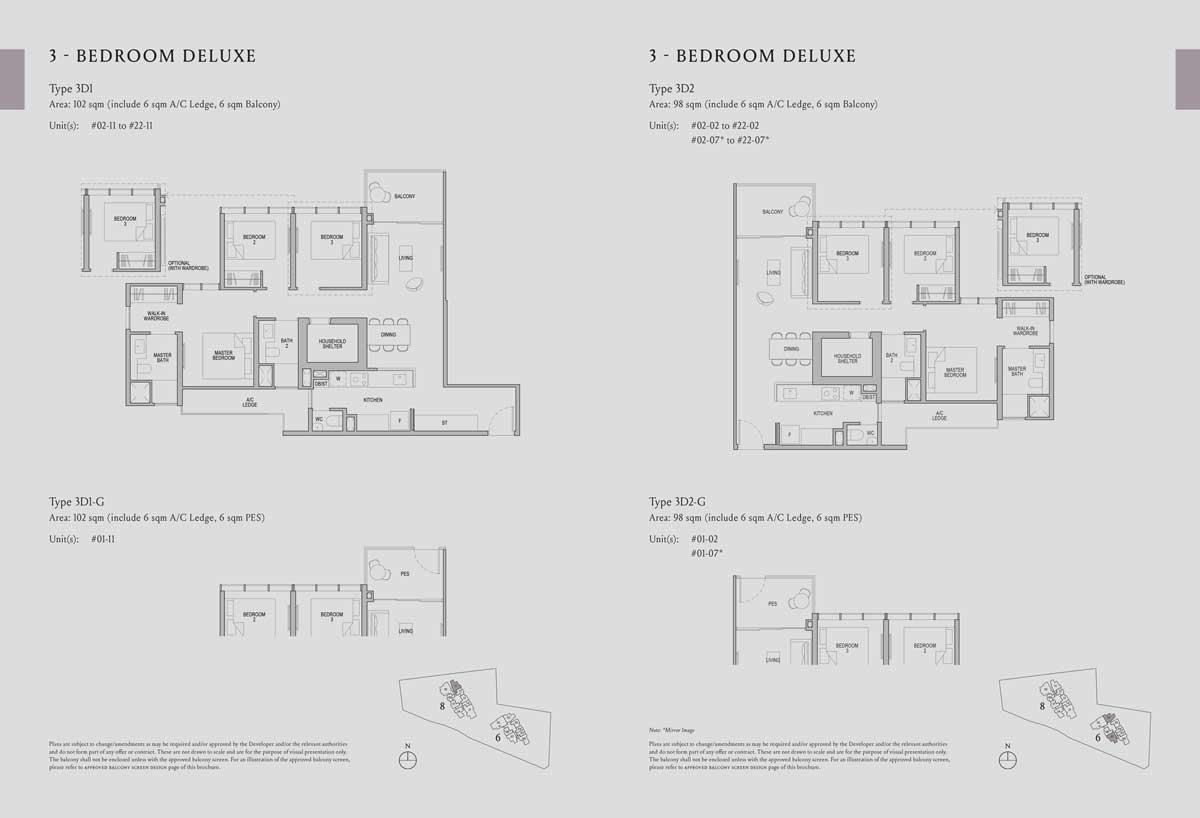 kopar-at-newton-3-bedroom-deluxe-type-3d1